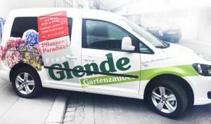 Glende-Fahrzeugbeschriftung-VW-Caddy-Werbeagentur-Hannover-FORMFRIEDEN-1